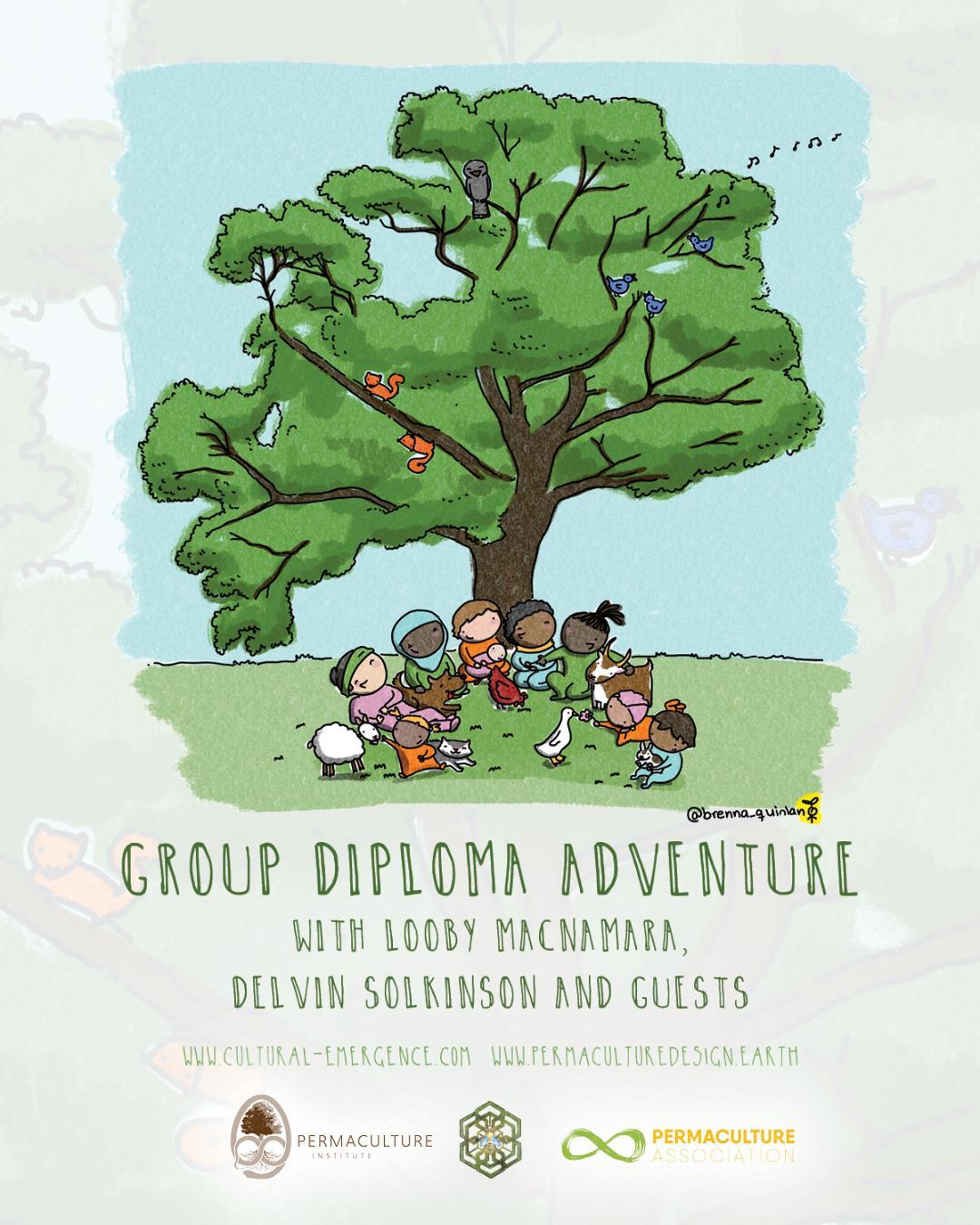 diploma adventure flyer